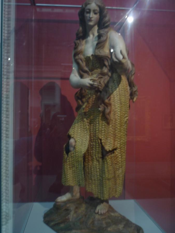 Статуя Святой Равноапостольной Марии Ма