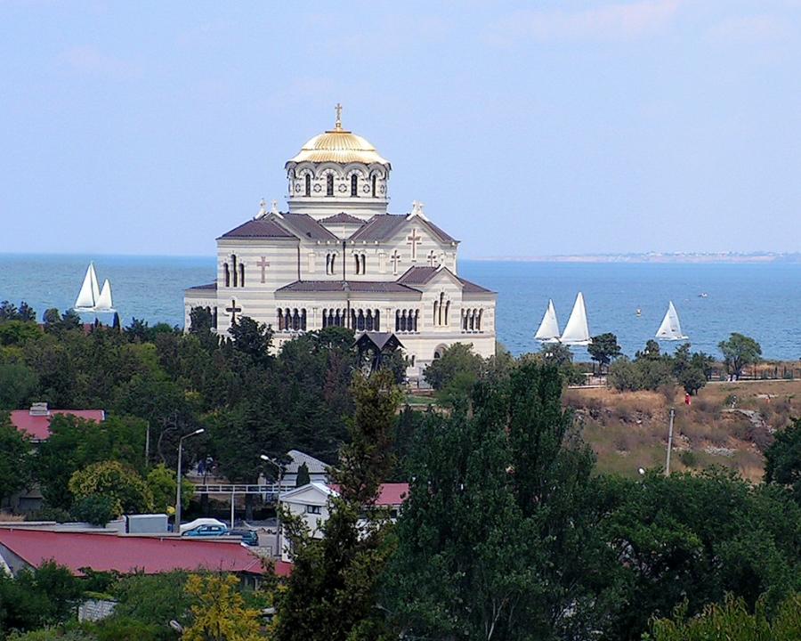Владимирский собор в Херсонесе