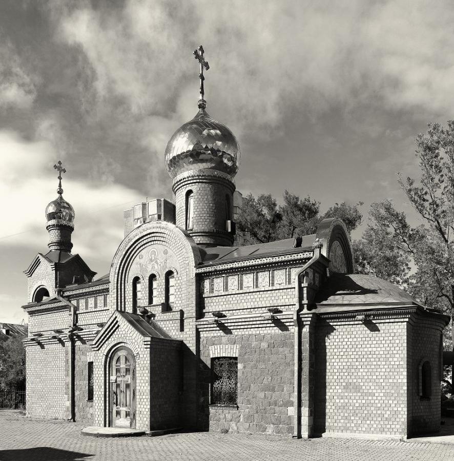 Храм в честь Иоанна Кронштадтского