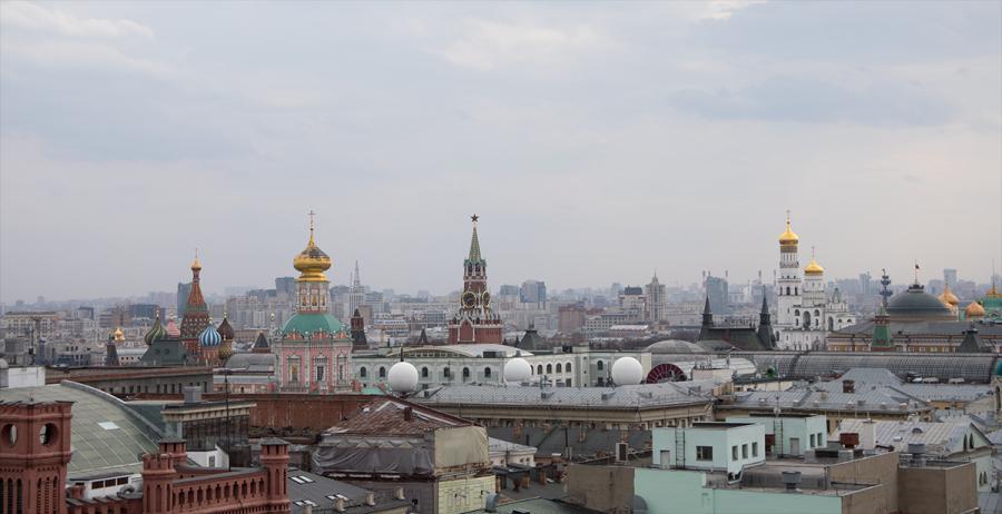 Москва - сорок сороков