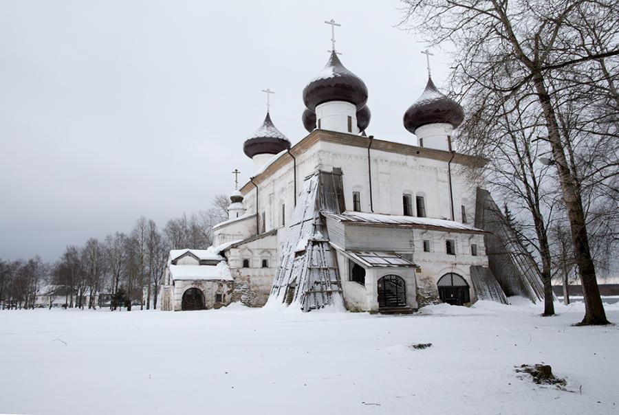 Собор Рождества Христова. Каргополь