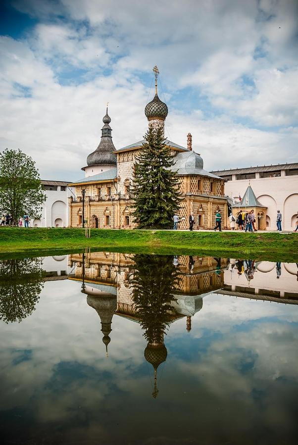 Церковь Одигитрии на Патриаршем подворье