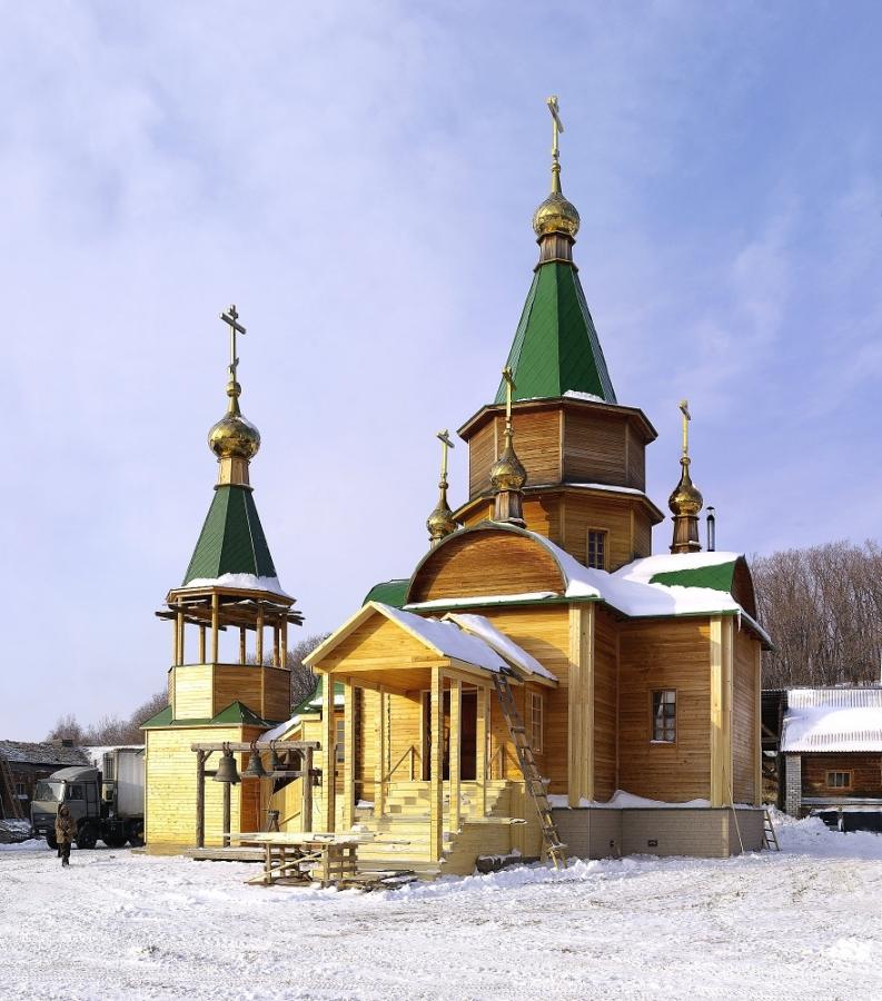 Храм во имя Живоначальной Троицы