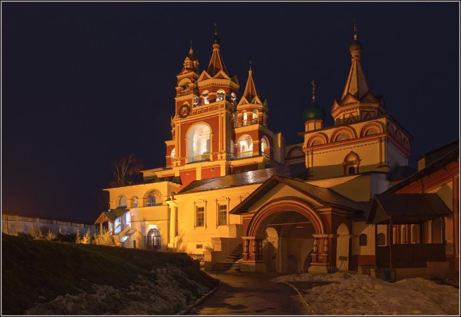 В Саввино-Сторожевском монастыре 1