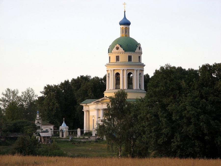 Храм во имя свт. Николая Чудотворца, Гребнево