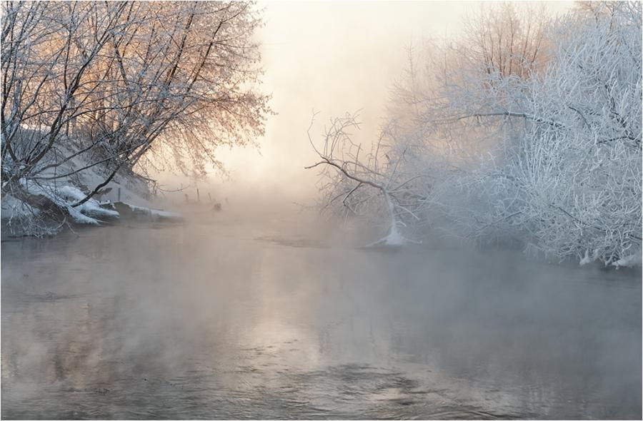 теплая речка