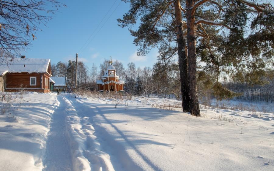 Село Ерёмино