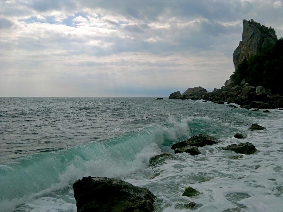 Цвет морской волны...