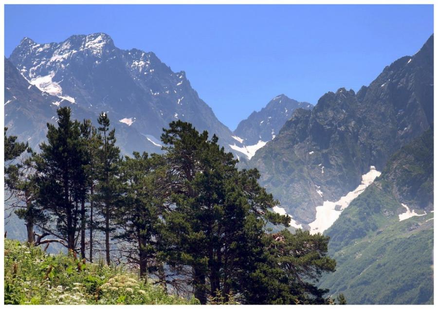 Величие гор