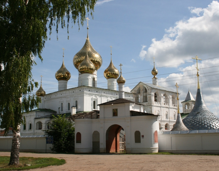 Воскресенский монастырь.