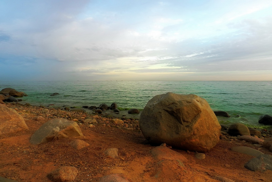 Финский залив. Вечер