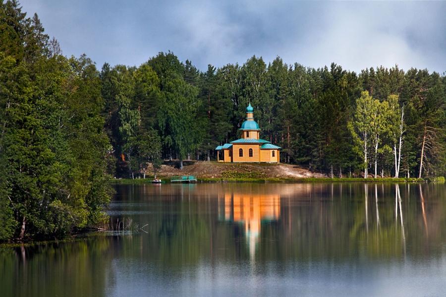 Пантелеймоновский скит Александро- Свирского монастыря