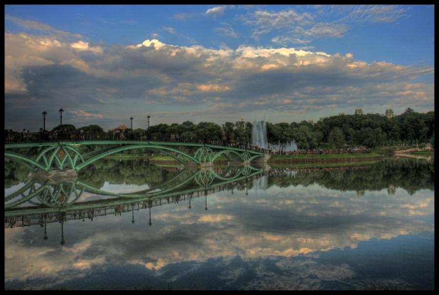 Зеркальный мост