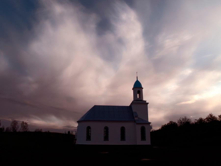 Покрово-Тервенический монастырь.Санкт-Петербургская епархия