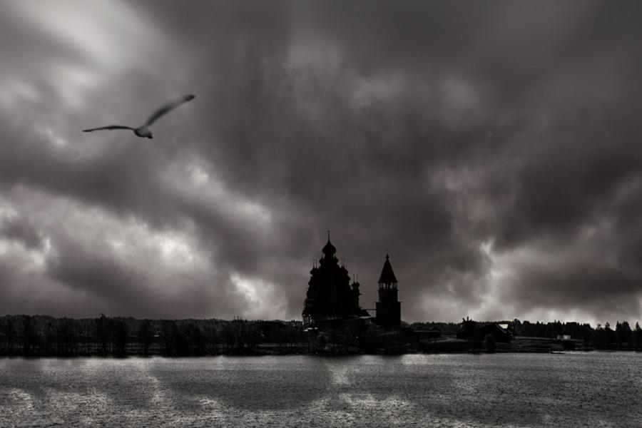 Буря...скоро грянет буря..