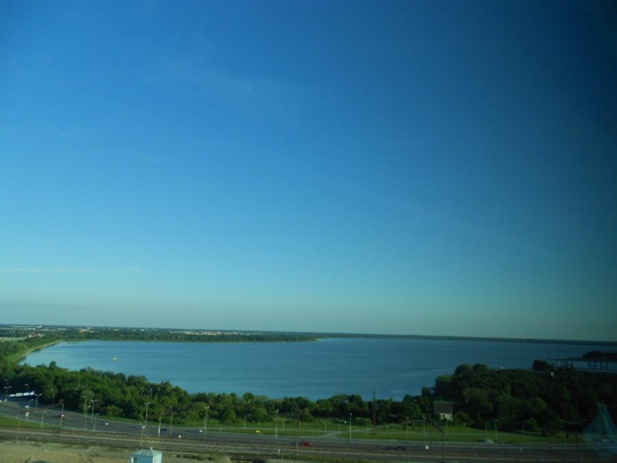 Озеро Юлемисте. Таллин.