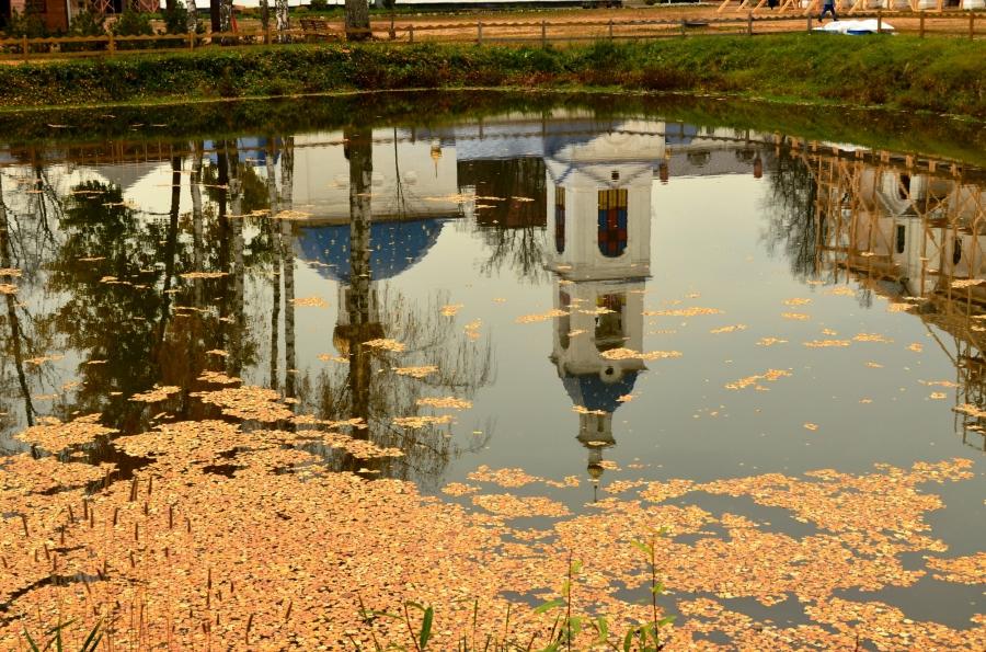Осеннее зеркало