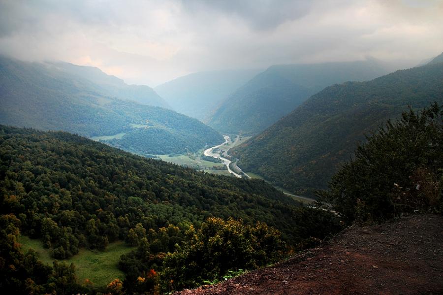 Река Большой Зелечук