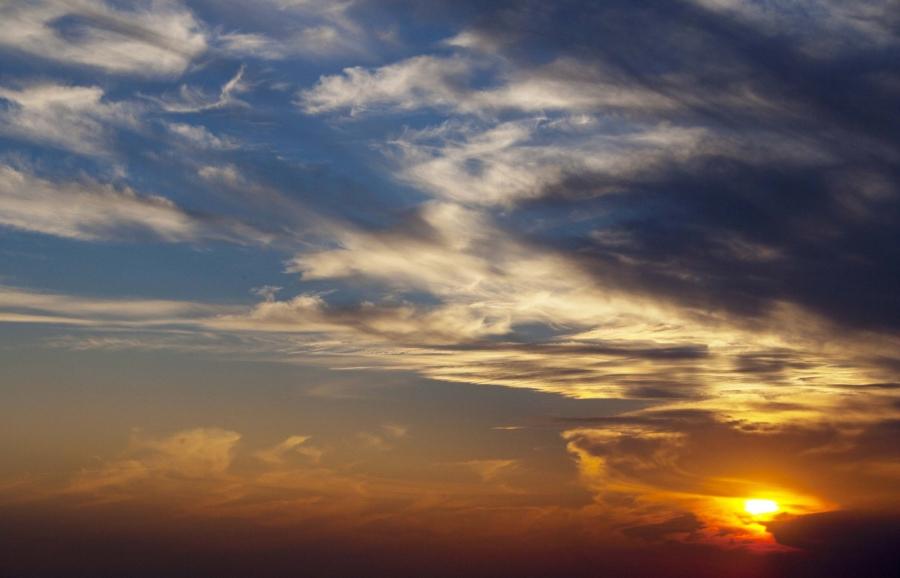 """""""Солнце уходит на Запад"""""""