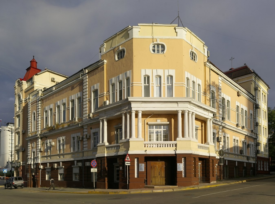 Старый Владивосток