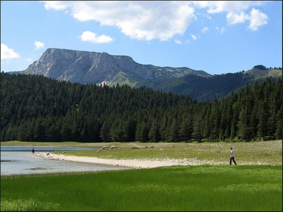Черногория. Национальный парк Дурмитор.