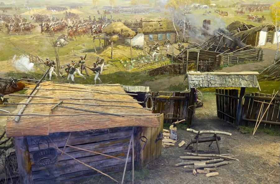 Бородинская панорама.
