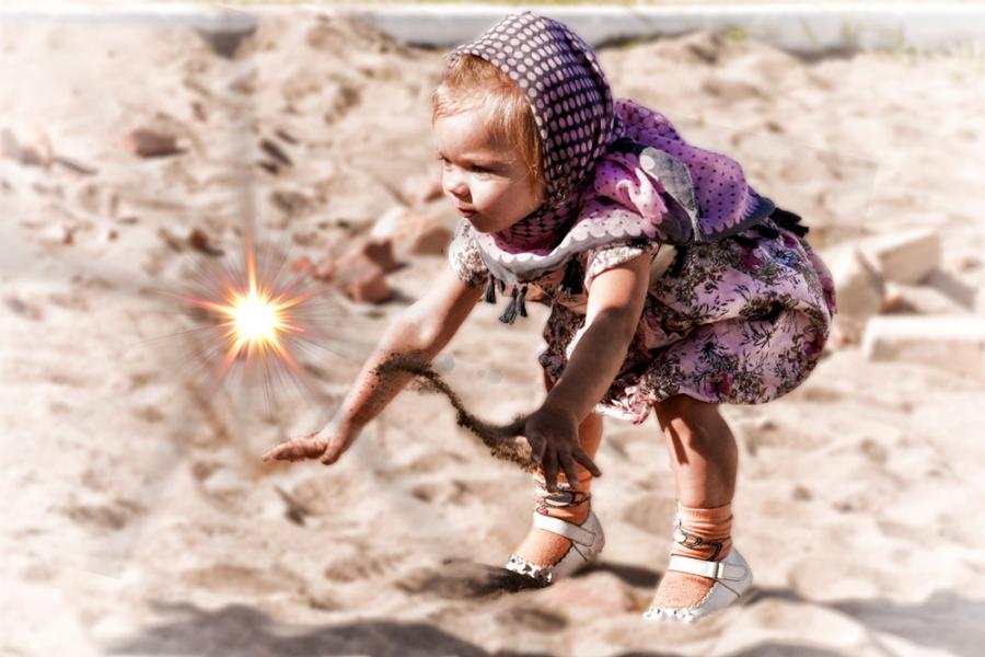 Чудо в песочнице