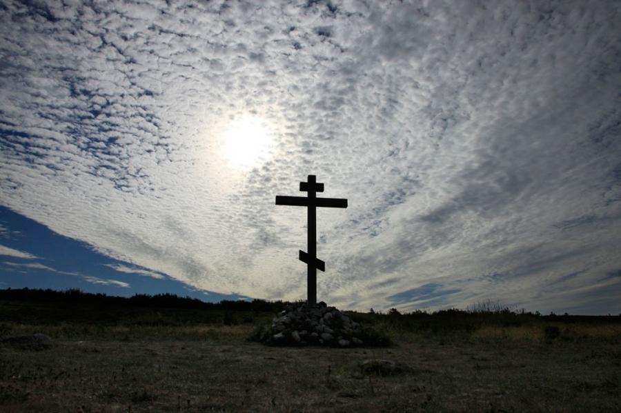 С Праздником Возвижения Креста Господня!