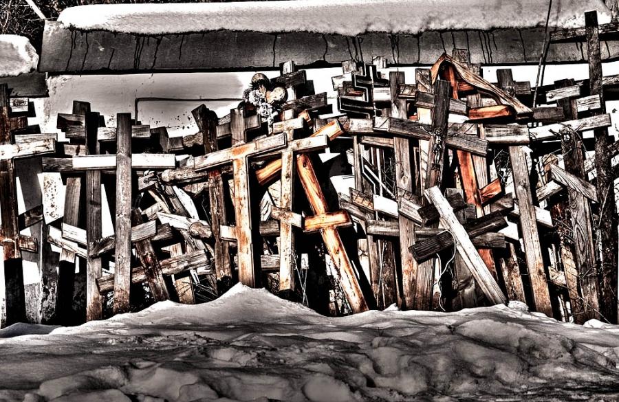 Брошенные Кресты
